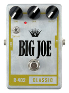 Big Joe Raw Classic Tube Pedal