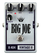 Big Joe Raw Vintage Tube II Pedal