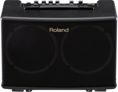 Roland AC-40 Acoustic Chorus Guitar Amplifier (Factory Refurbished)