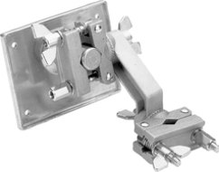 Roland APC33 Clamp Set with Mounting Plate