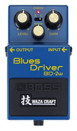 BOSS Waza Craft BD2w Blues Driver