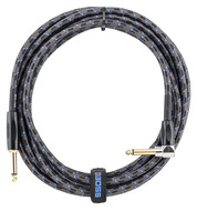 BOSS 10 foot Guitar Cable with Right Angle Plug