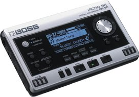 Boss BR80 Micro BRMultitrack Recorder