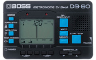 Boss DB-60 Dr Beat Metronome / Timer / Stopwatch