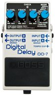 Boss DD-7 Digital Delay And 40 Second Looper