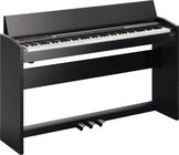 Roland F120SB SuperNATURAL Piano in Satin Black