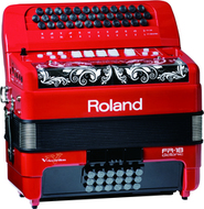 Roland FR-18 Diatonic V-Accordion