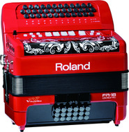 Roland FR18 Diatonic V-Accordion With Free Wireless
