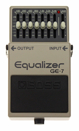 Boss GE-7 Graphic Equalizer<BR>