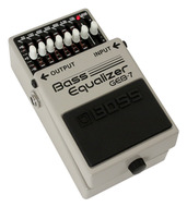 Boss GEB-7 Bass<BR>Seven Band Equalizer