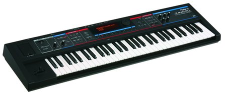 Roland JUNO-Di 61-Key Mobile Synthesizer with Song Player