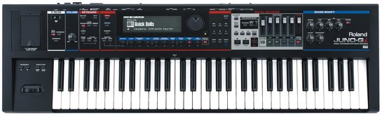 Roland Juno-Gi Mobile Workstation