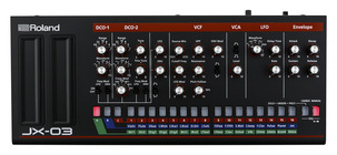 Roland Boutique Series JX-03 Limited Edition Module
