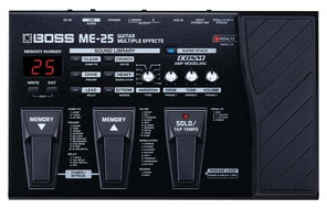 Boss ME-25 Multi Effects Processor