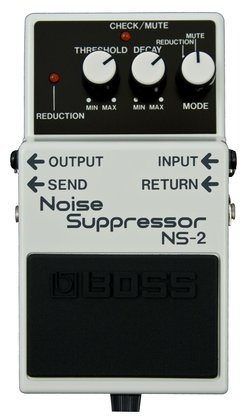 Boss NS-2 Noise Suppressor<BR>
