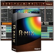 Roland RMIX Audio Processing Software