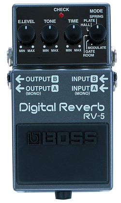 Boss RV-5 Digital Reverb<BR>