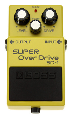 Boss SD-1 Super Over Drive