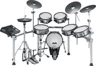 Roland TD30 KVS V-pro Series DW5000 Drum Set Bundle