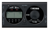Boss TU88BK Micro Monitor and Tuner- Black