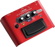 Roland Boss VE-2 Vocal Harmonist Studio Effects with Guitar Input