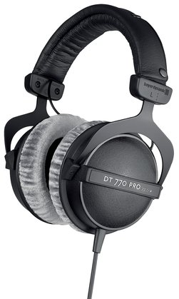 Beyerdynamic DT 770 PRO 250 Studio Headphones