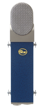 Blue Microphones Blueberry Condenser Microphone including a Blue Quad Cable