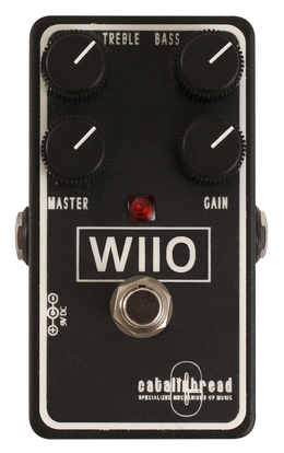 Catalinbread WIIO Overdrive Pedal