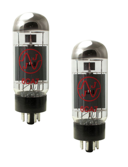 JJ (Tesla) 6CA7 Tube Matched Pair