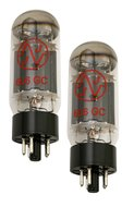 JJ (Tesla) 6L6GC<BR>Matched Pair Tubes
