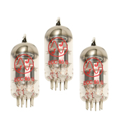 JJ (Tesla) ECC83S/12AX7 Preamp Tubes Set of 3