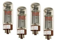Ruby EL34 Tubes<BR>Matched Quartet