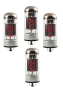 JJ (Tesla) 6550 Tubes Matched Quad</P>