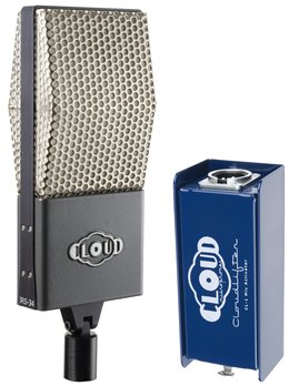 Cloud Microphones JRS34 Passive Ribbon Mic with CL1 Mic Activator