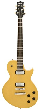 Pre-Owned Collings 360 Electric Guitar TV Yellow