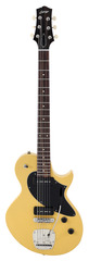 Collings 360 Baritone Electric Guitar Butterscotch