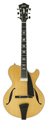 Collings City Limits Jazz Thin Body Blonde