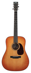 Collings D1A Adirondack Top Vintage Now Neck Sunburst