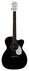 Pre-Owned Collings OM1 Cutaway Custom Doghair Finish