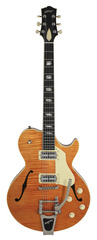 Collings SoCo Deluxe Orange Flame Maple