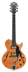 Collings Statesman LC with Bigsby Faded Orange