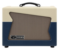 Carr Skylark 112 Combo Amp Creme and Blue