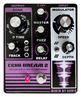 Death By Audio Echo Dream 2 Pedal