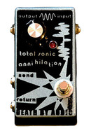 Death By Audio Total Sonic Annihilation Pedal