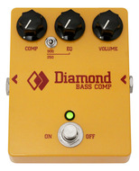 Diamond Pedal BCP1 Bass Optical Compressor w/ EQ
