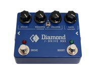 Diamond J-Drive MK3 Overdrive with Clean Boost