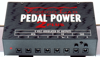VooDoo Lab Voodoo Lab Pedal Power 2, 8 Output Power Supply