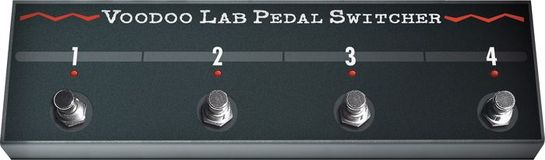 Pre-Owned VooDoo Lab Pedal Switcher