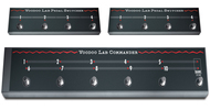 VooDoo Lab Commander and Pedal Switcher Bundle