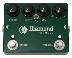 Diamond Analog Tremolo w/ Tap Tempo